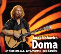 Jaromír Nohavica Doma - Natáčení DVD - speciální koncerty